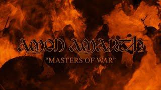 Amon Amarth - Masters of War