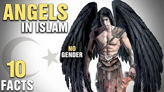 10 Surprising Facts About Angels In Islam