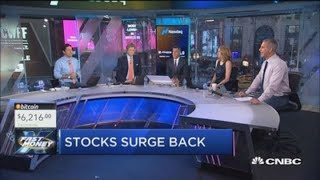 Stocks bounce back, but is it safe to buy again?