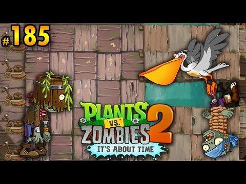 Plants vs. Zombies 2: It's About Time│por TulioX│Parte #185 [A]