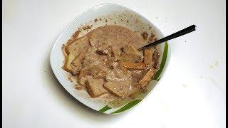 Ghetto Protein Powder Soup [Anti Cooking]