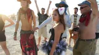 Burning Man 2013 - Cargo Cult