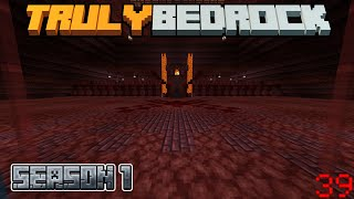 Truly Bedrock Episode 39: Base work continued