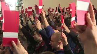 Навальный выдвинут кандидатом в президенты в Москве
