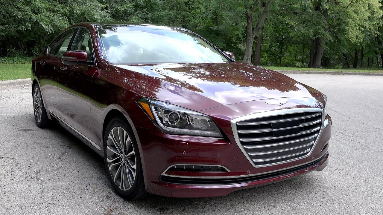 2015 hyundai genesis 3 8 awd review 4k youtube. Black Bedroom Furniture Sets. Home Design Ideas
