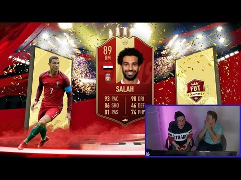 КРАСНЫЙ САЛАХ + КРИШТИАНУ РОНАЛДУ В ПАКЕ || RONALDO IN A PACK || RED SALAH IN A PACK