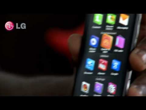 LG Chocloate BL40 - Demonstration