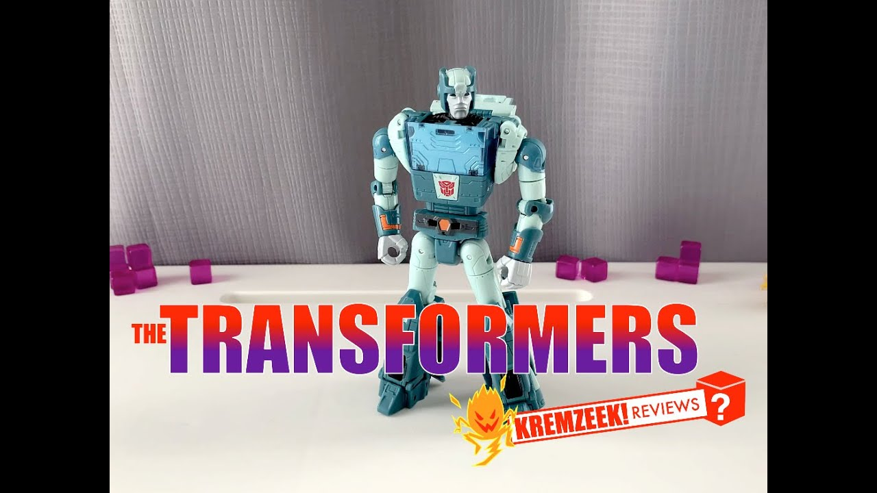 Transformers Studio Series 1986 Movie Kup In-Hand by Kremzeek Reviews