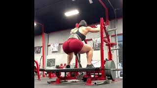 Squat and Glutes Workout - Grow Your Legs   Crossfit Athlete #shorts