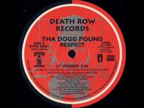 Tha Dogg Pound Ft Big Pimpin & Prince Ital Joe - Respect - 12