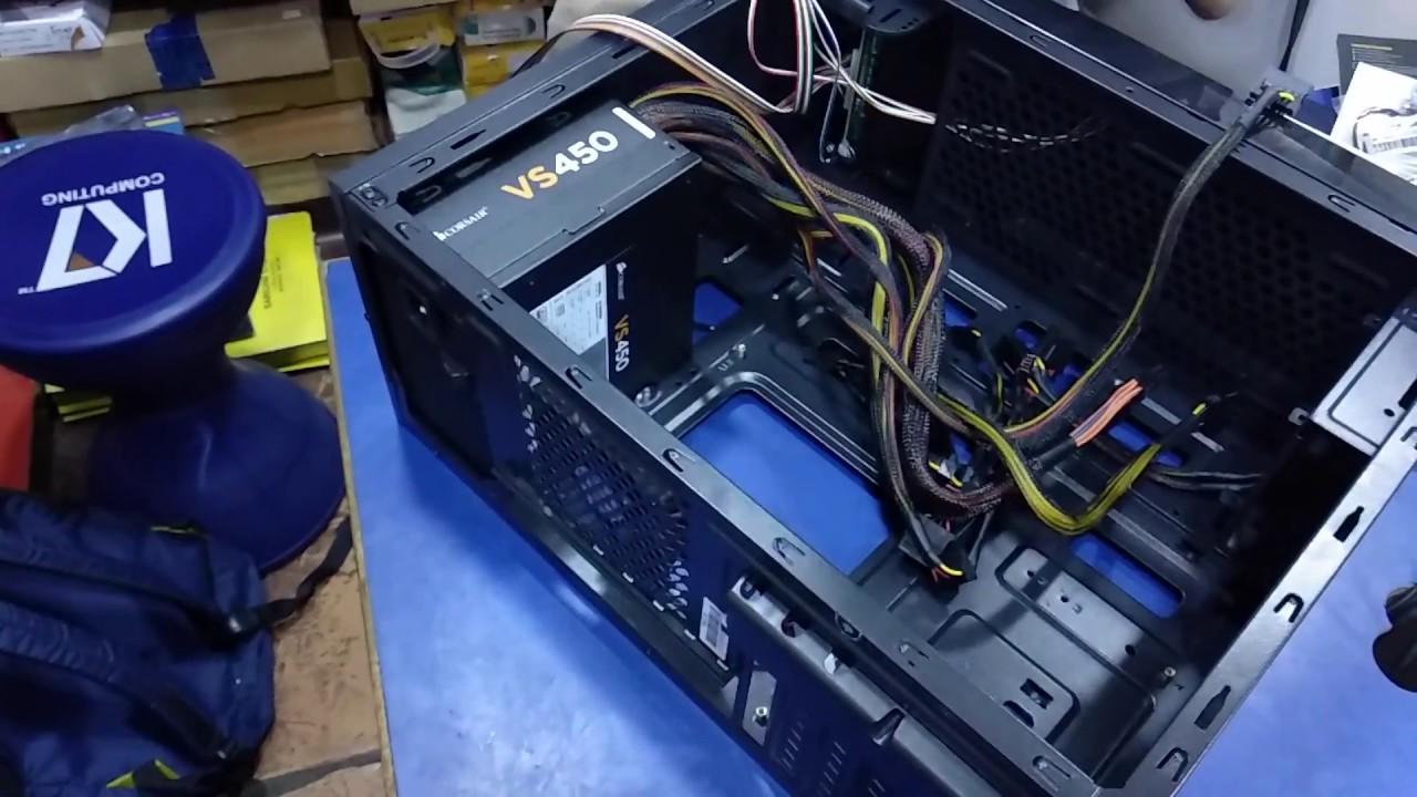 Assemble A Desktop Computer In Tamil