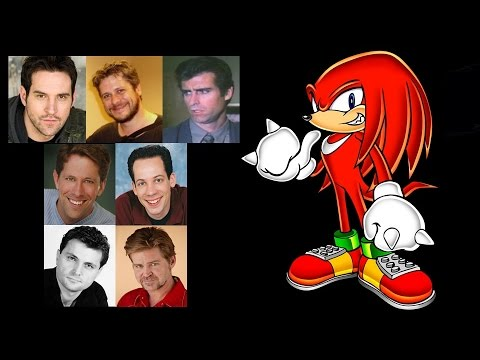 Comparing The Voices - Knuckles