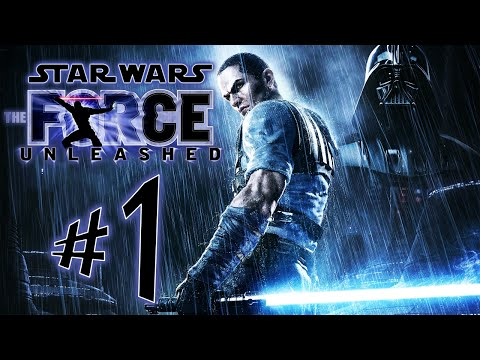 Star Wars The Force Unleashed - Parte 1: Darth Vader e Starkiller!!! [ PC - Playthrough ]