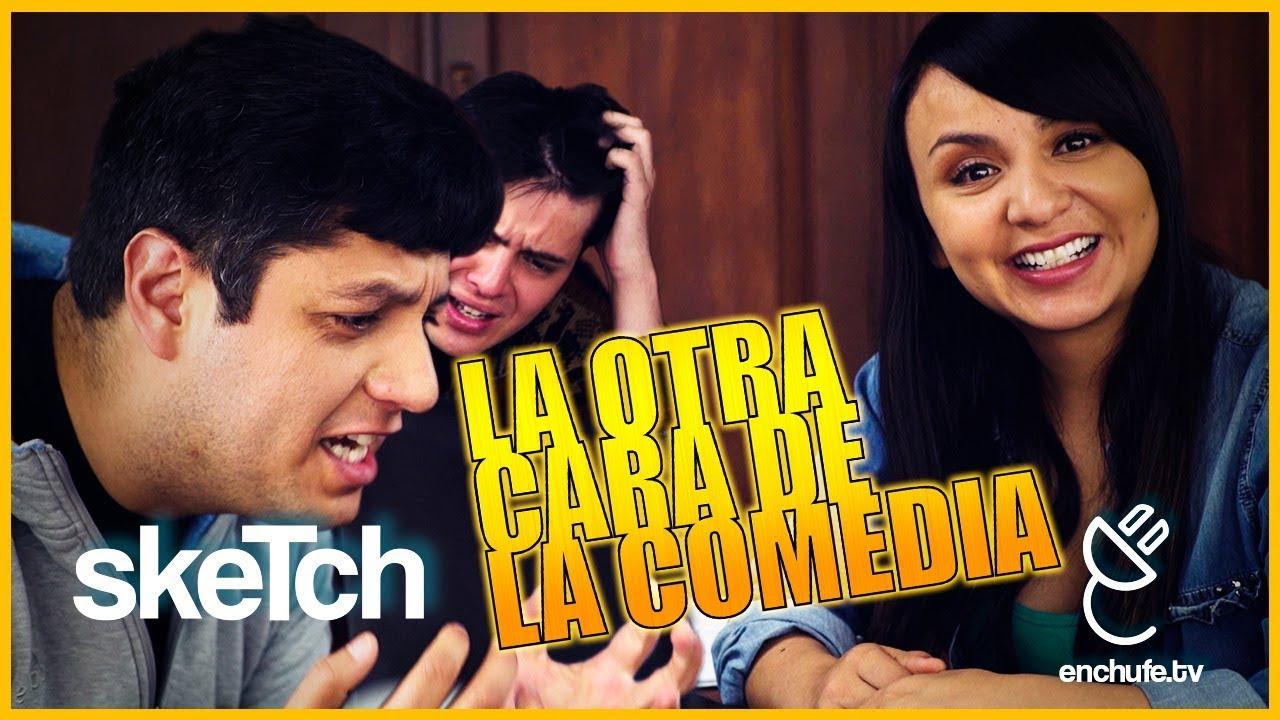 Enchufetv: La Otra Cara de la Comedia