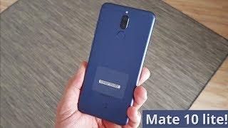 Huawei Mate 10 lite Unboxing! mein erster Eindruck | deutsch