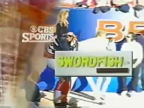 2001 NFL on CBS Promo 12
