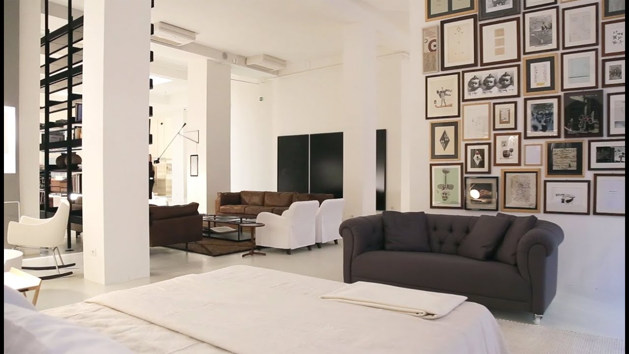 The new De Padova home - YouTube