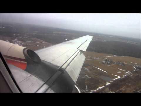 Bearskin Flight - Kitchener to Ottawa and back