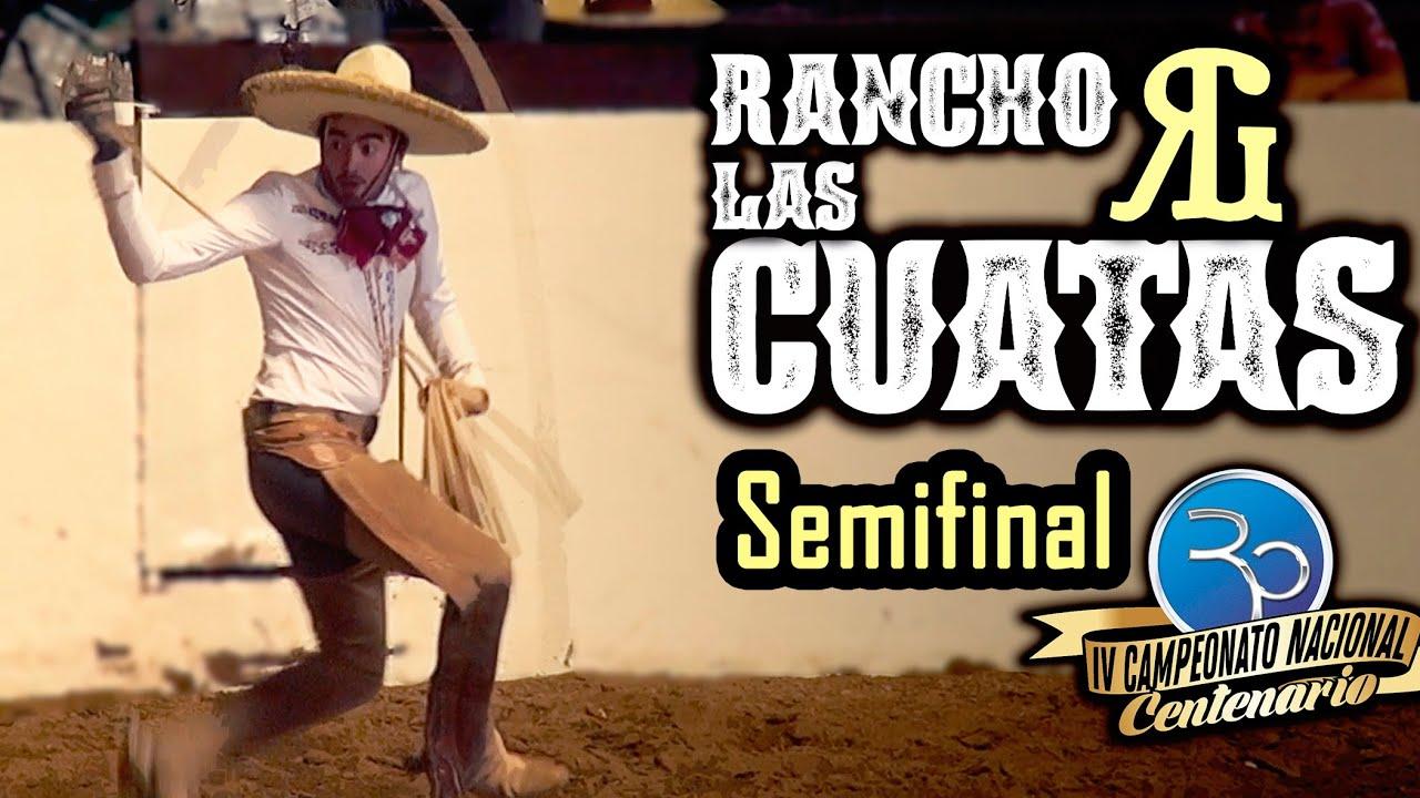 RANCHO LAS CUATAS - semifinal - IV Campeonato Centenario 2020