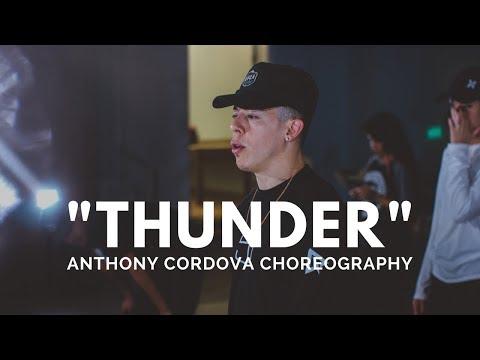 "Imagine Dragon's ""Thunder""   Anthony Cordova Choreography   United Dance Company"