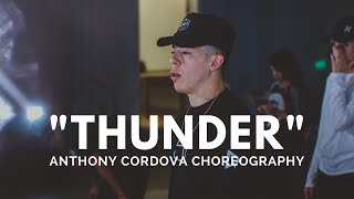 "Imagine Dragon's ""Thunder"" 