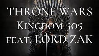 Clash of Kings: Throne wars of 505 kingdom! INT Alliance Lord Zak (2019)