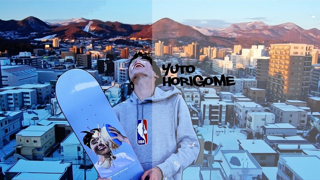 BEST OF YUTO HORIGOME THE SLS NINJA @yutohorigome