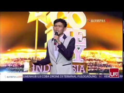 Grand Final SUCI 5 - Indra : Orang Indonesia Gak Suka Sekolah
