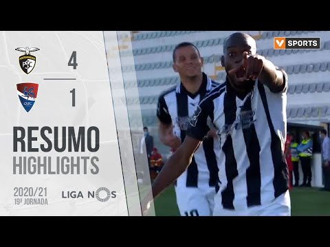Portimonense Gil Vicente Goals And Highlights