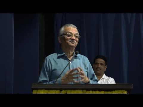 Changing Minds - Inspirational Lecture by Dr. Anil Kakodkar at CIDCO Bhavan