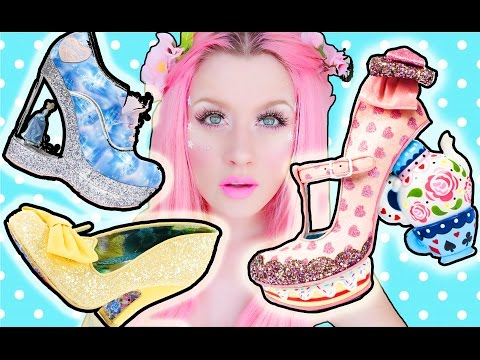 SHOE COLLECTION from IRREGULAR CHOICE