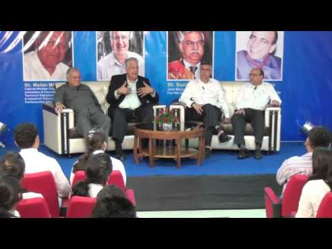 PTU 11th Convocation - Post Event A Panel Discussion; Punjab a destination for Higher Education