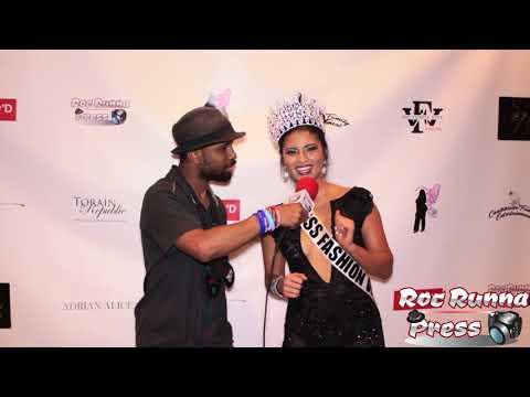 Big Vegg Interviews Miss Fashion Week Jersey city Petite 2018 @ The Miss Fashion Week Jersey City