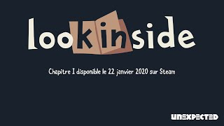 Teaser : looK INside