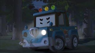 Робокар Поли - Правила дорожного движения - Опасность в темноте (мультфильм 10)