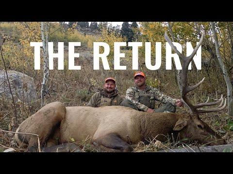 goHUNT Original: A Wyoming General Season Rifle Elk Hunt | THE RETURN