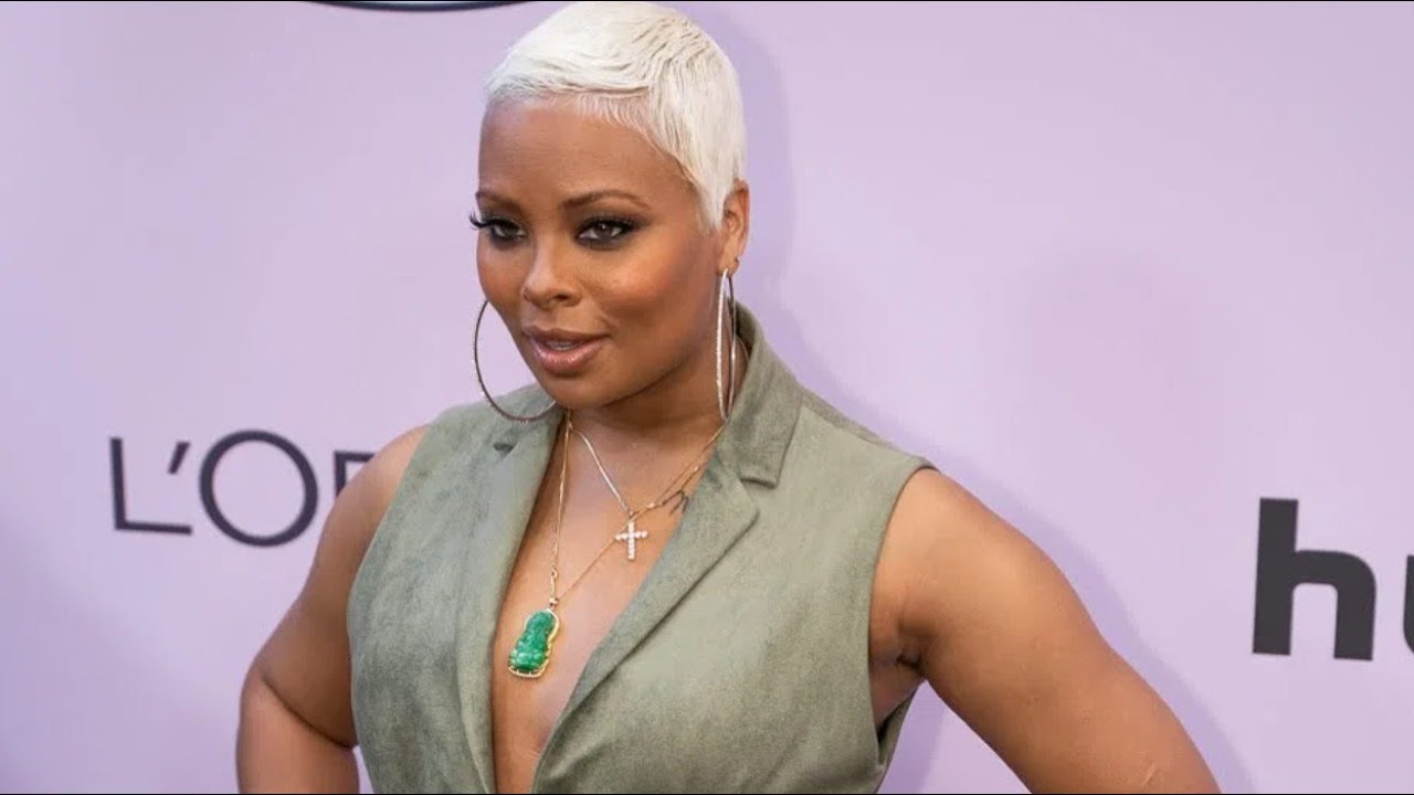 Eva Marcille Is About To Bounce Bounce Bounce Fool From RHOA