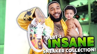 MY INSANE SNEAKER COLLECTION PT 2