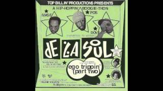 De La Soul-Ego Trippin (Part II)
