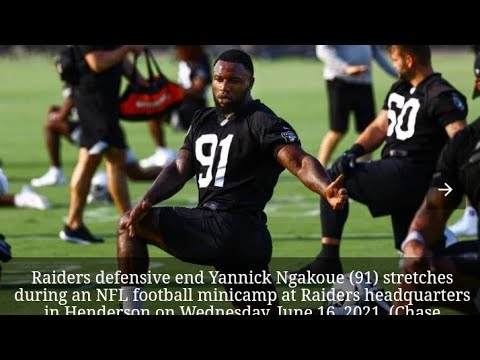 Las Vegas Raiders Defense Front Four Has To Improve For The Raiders To Win,By Eric Pangilinan