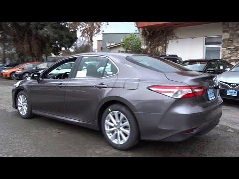 2018 Toyota Camry Bay Area, Oakland, San Francisco, Berkeley, Alameda, CA 221268