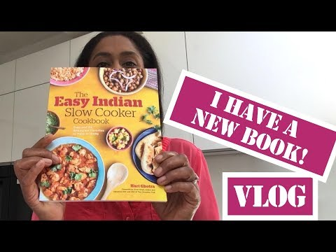 The Easy Indian Slow Cooker Cookbook Available NOW!