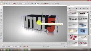 Aurora 3D Самая простая программа для создания анимации