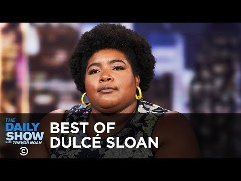 The Best of Dulcé Sloan - The Border Wall, Doug Jones's Upset ...