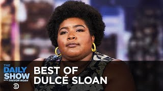 The Best of Dulcé Sloan - The Border Wall, Doug Jones's Upset & Black 911 Operators | The Daily