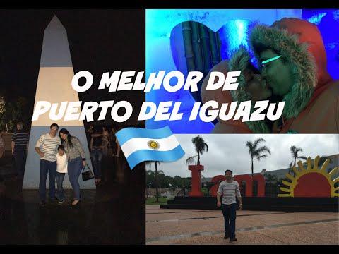 Compras na Argentina - Puerto del iguazu - Duty Free e Ice Bar