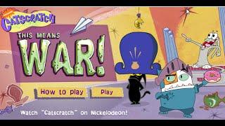 Обзор - Catscratch This Means War!