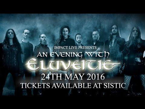 Eluveitie Live In Singapore 2016