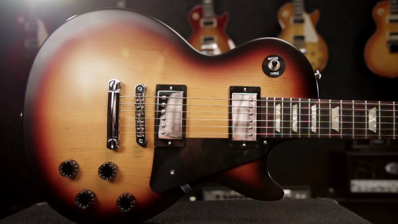 gibson 2016 les paul studio faded t youtube. Black Bedroom Furniture Sets. Home Design Ideas