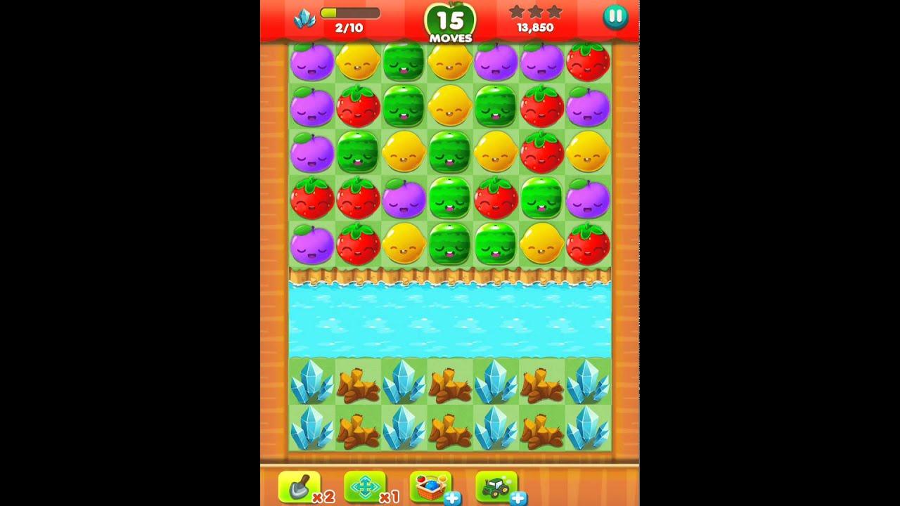 Fruit splash 2 - Fruit Splash Mania Level 62